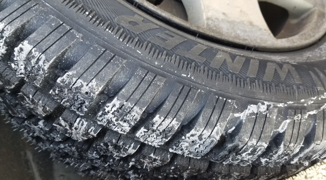 Snow Tire Installation the Quality way